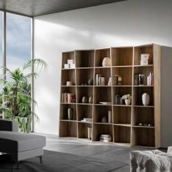 Libreria soggiorno TREK 5
