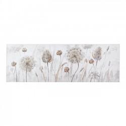 Dipinto VILLAGE Fiori 150x50